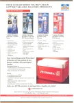 Permatex Cooler Promotion